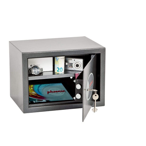 Image of Phoenix Vela High Security Home & Office Security Safe with Key Lock