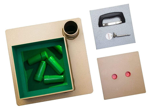 Phoenix Tarvos Underfloor £10K Safe with Key Lock and Deposit Facility