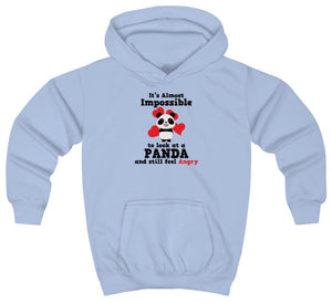 """Look At a Panda"" Kids Sweatshirt"
