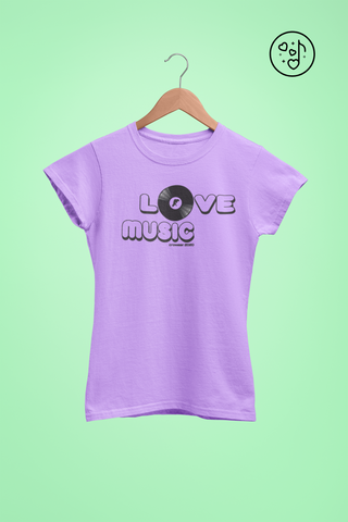 Love Music - Organic cotton t-shirt
