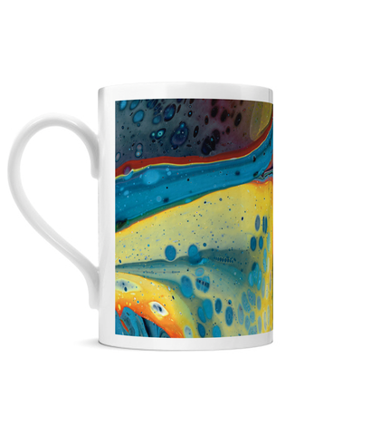 Porcelain Mug 225ml (8oz) 14062006