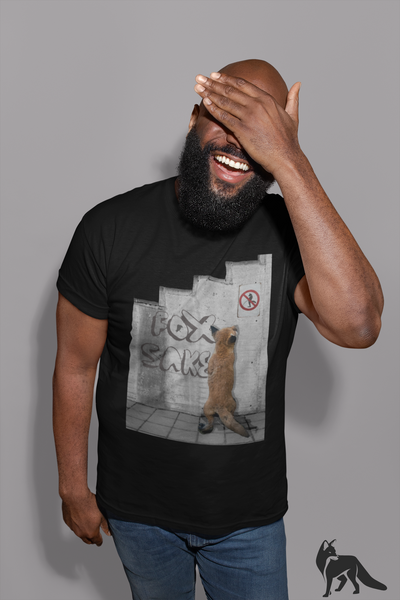 Fox Sake - Organic Cotton T-shirt