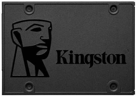 Kingston A400 - 120GB Internal SSD 2.5 Inch SATA - SA400S37-120G - ECS Online Store