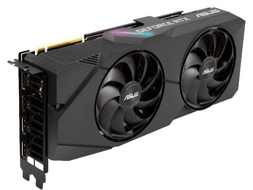 The ASUS Dual GeForce® RTX 2080 SUPER™ EVO 8GB GDDR6 - ECS Online Store