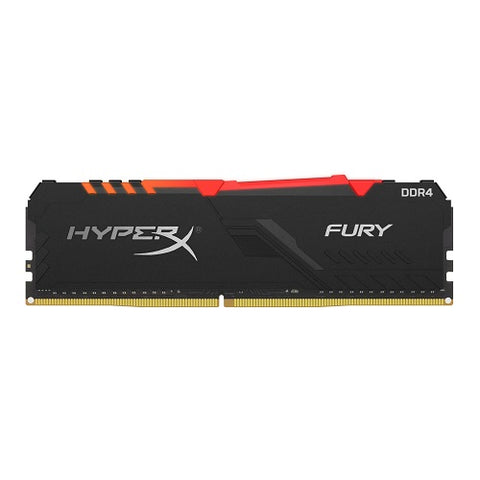 Kingston 16GB HyperX Fury DDR4-3733mhz RGB - HX437C19FB3A/16
