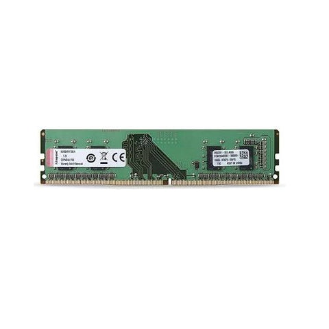 Kingston 4GB DDR4-2400MHz UDIMM - KVR24N17S6/4