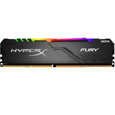 Kingston 8GB HyperX Fury DDR4-3600 Hz RGB - HX436C17FB3A/8 - ECS Online Store