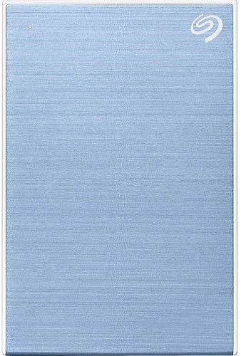 Seagate 4TB Backup Plus USB 3.0 External Hard Drive (Light Blue) - STHP4000402 - ECS Online Store