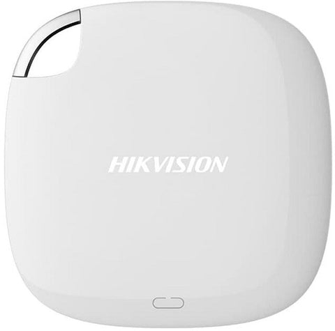Hikvision 480GB External SSD T100I - HS-SSD-T100I/480G/White