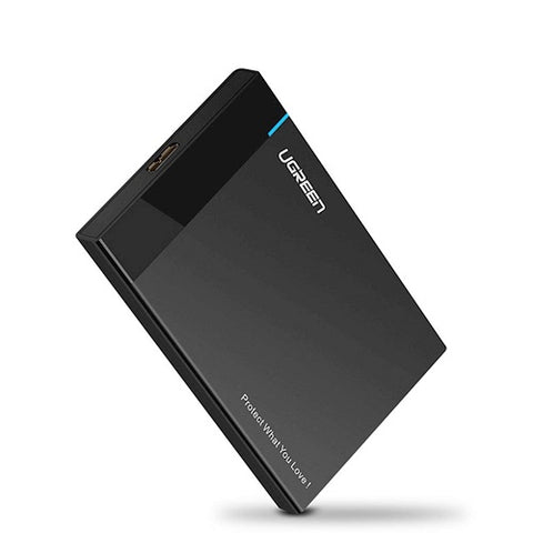 UGREEN USB 3.0 to SATA III Hard Drive Enclosure Black
