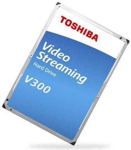 Toshiba 2TB V300 Surveillance Video Streaming Hard Drive - HDKPJ41ZBA01 - ECS Online Store