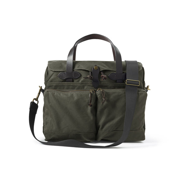 Filson 24-Hour Tin Cloth Briefcase - Te Koop