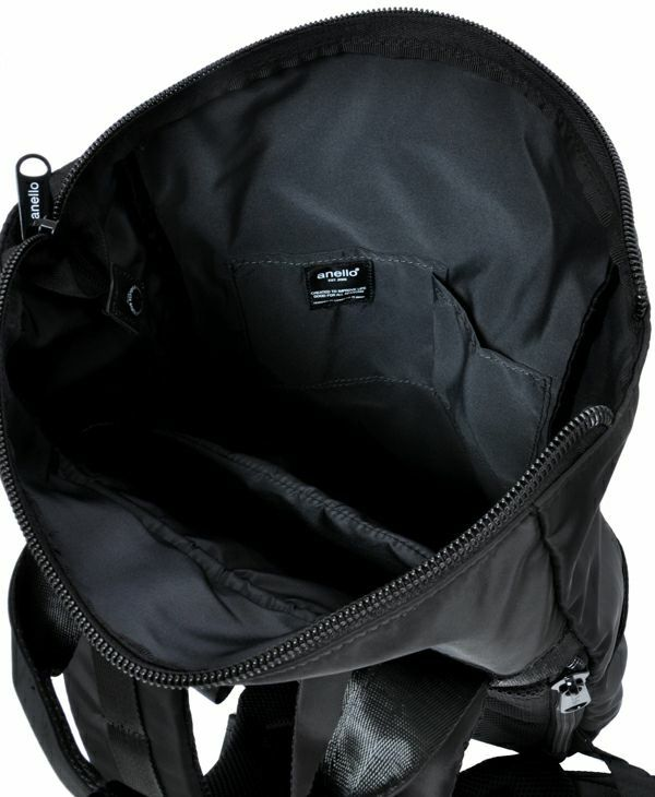 Anello Roll Top Backpack
