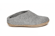 Glerups Slip-on Leather Sole