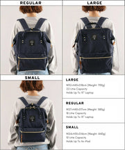 Anello Cross Bottle Backpack Small