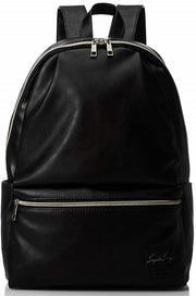 Anello Legato Faux Leather Backpack
