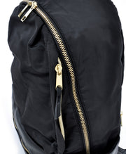 Anello Legato Nylon/Faux Leather Backpack