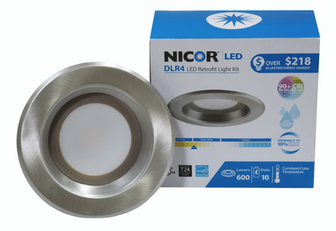 LED Recessed Cans