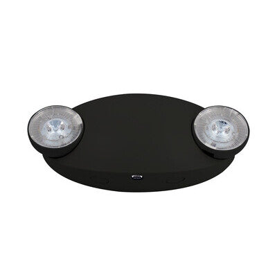 Emergency Light Black Housing