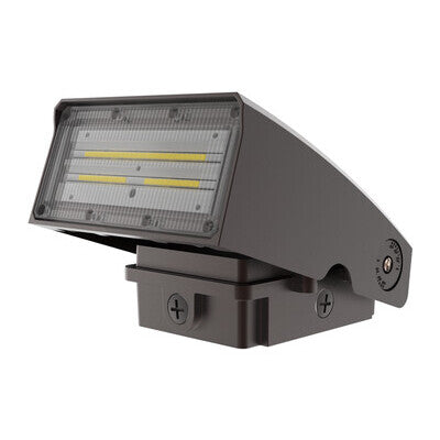 Adjustable Wallpack 1560 Lumens 12 Watts
