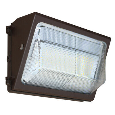 LED Wallpack Standard 11360LM 80W 80CRI 5000K