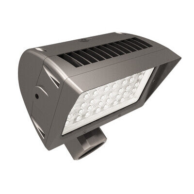 Architectural Flood Light 100W 70CRI 5000K 100-277V Bronze