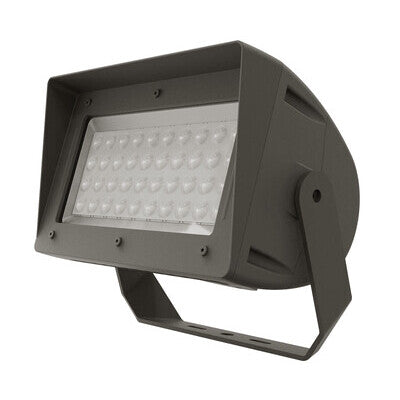Architectural Flood Light 240W 70CRI 5000K 100-277V Bronze