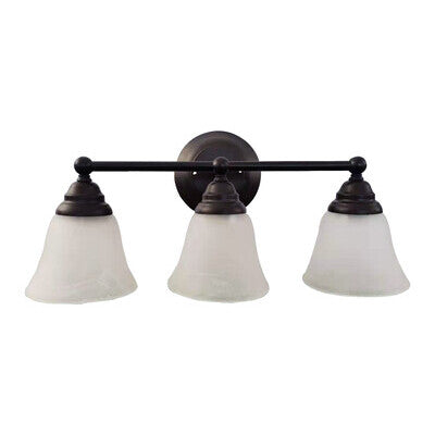 Bulb Ready Vanity Westwood 3 Lamp A19 Bronze