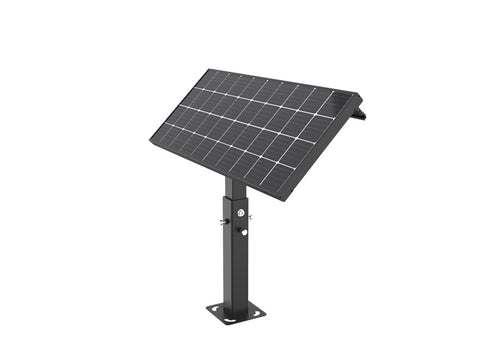 Solar LED Flood Light - 20 Watt - 2000 Lumens - 4000K -