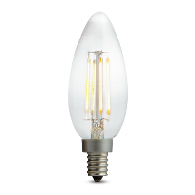 Heirloom Candle 2700K, 300lm LED Lamp