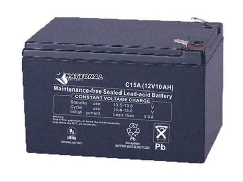 General Series 12V 10AH F2 Battery