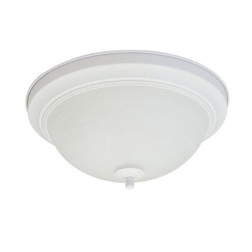 Energy Star Flush Mount Ceiling Fixture White