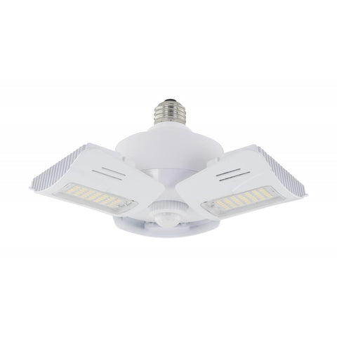 60 Watt LED Motion Sensor Utility Light 4000K