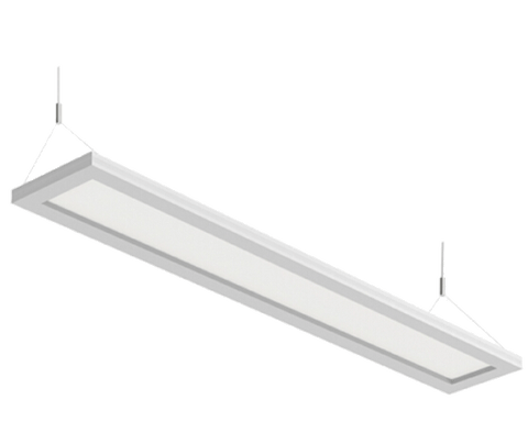 LED Suspended Up/Down Flat Panel Lights 40 Watt 35K