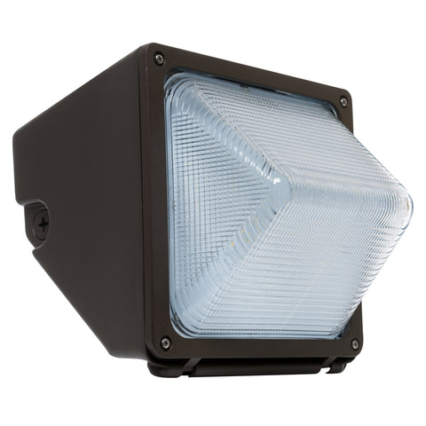 LED Cube 30 Watt Non-Cutoff High Lumen Wall Pack