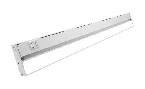 30-inch White Selectable LED Under Cabinet Light