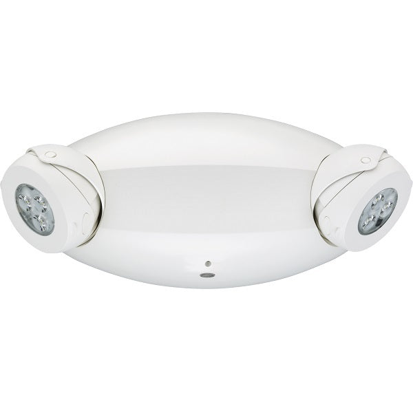 Lithonia White Thermoplastic Emergency Light