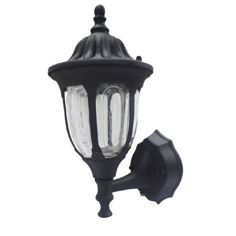 Maxlite LED Outdoor Coach Lantern, 2700K, Black Finish
