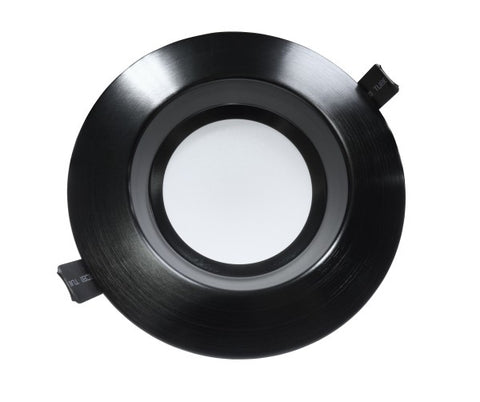 6 inch Recessed High-Output LED Downlight, Direct to Ceiling Kit