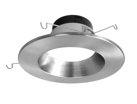 5/6 in. Nickel LED Recessed Downlight