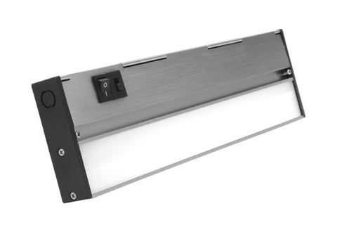 12.5-inch Nickel Selectable LED Under Cabinet Light