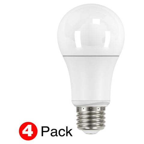 11 Watt; A19 LED; 2700K; Medium base;
