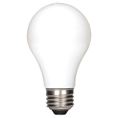 4.5 Watt A19 LED; Soft white finish