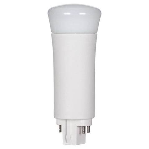 9W LED PL 4-Pin; 3000K; 950 Lumens; G24q base