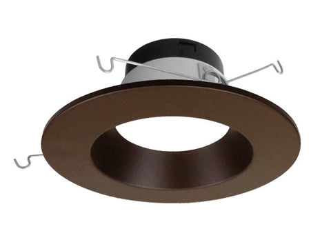 5/6 in. Oil-Rubbed Bronze LED Recessed Downlight