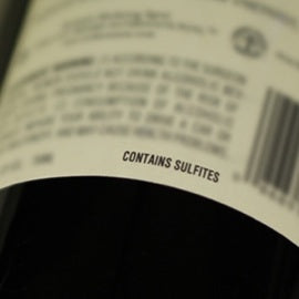 ***This Post Contains Sulphites*** The lowdown on sulphites in wine
