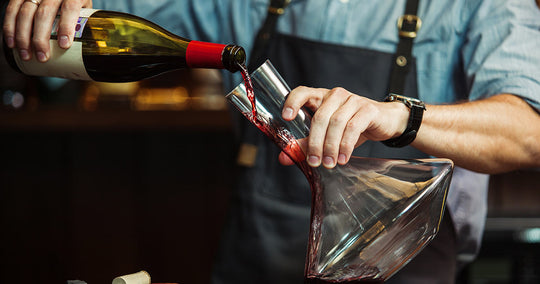 Do you really need to decant wine?