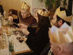 Christmas wine tasting online events UK