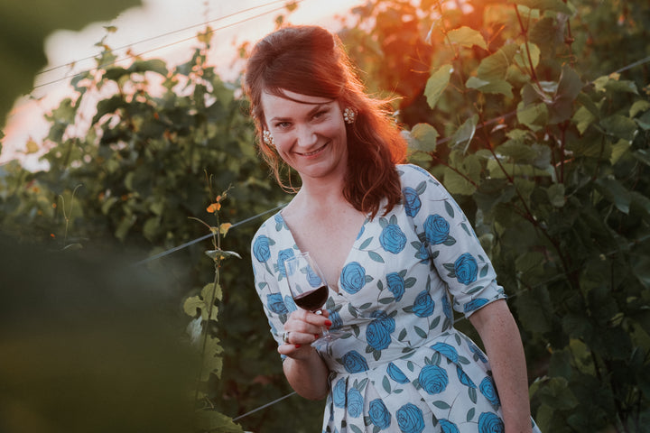 Sophia Luckett - Wine Tasting Host
