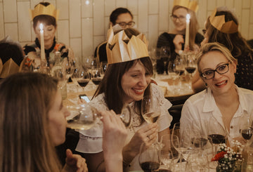 Christmas wine tasting online virtual events